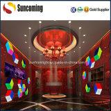Bruiloft Decoratie Verlichting van DJ 3D Effect LED Wall Panel Licht