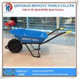 Wheelbarrow Wb7500 do carrinho de mão de roda do mercado de Ámérica do Sul