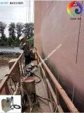 Machine électrostatique de jet d'enduit de poudre avec le canon de peinture