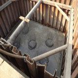 U digita il mucchio laminato a caldo della lamiera di acciaio usato come Diga-Scheda