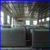 Painel de malha de arame soldado galvanizado / PVC revestido