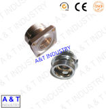 Au CNC OEM ODM Customized / Precision Aluminium / Steel / Brass Parts