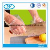 Перчатки одиночной пользы устранимые поли для пользы продовольственной безопасности
