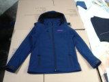 Обслуживание осмотра качественного контрола курток повелительниц Softshell на Fuzhou, Fujian