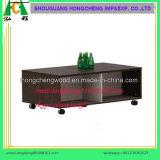 Melamin MDF-bewegliche Wohnzimmer-Möbel