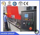 Freio da imprensa hidráulica do controle de WC67K-300X3200 Nc e máquina de dobra da placa