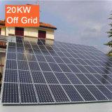 Accueil prix d'usine haute efficacité Système d'alimentation PV solaire 20kw