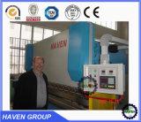 WC67Y-63X1600 E21 수압기 브레이크 강철 플레이트 구부리는 기계