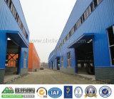 Tettoia strutturale d'acciaio prefabbricata della costruzione del magazzino con il professionista progettato