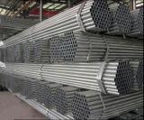 Zink-Beschichtung-Quadrat-Gefäß/Schweißung Vor-Galvanisiertes Stahlrohr