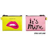 Corée Designer mignon SAC SAC de maquillage de la bouche rouge Mini sac de stockage (Go#A10-1-003)