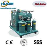 De vacuüm Drievoudige Machine van de Zuiveringsinstallatie van de Isolerende Olie van de Filter Stadium Gebruikte