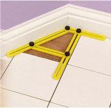 多機能の調節可能な定規のユニバーサル角度の測定のテンプレートのツール