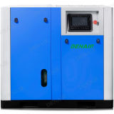 75 HP de tornillo rotativo sin Aceite Industrial compresor de aire (CE & ISO)