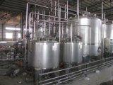 De volledige Automatische Lijn van de Verwerking van de Melk van de Amandel 1000L/H