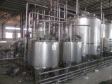 Línea de procesamiento 1000L / H de leche de almendra completamente automática