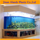 Het aangepaste Transparante Blad van het Aquarium van het Plexiglas van 50mm 100mm Acryl