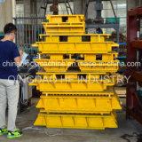 Máquina de fabricación de ladrillo de la depresión del cemento de China de la fabricación de la máquina del bloque Qt6-15