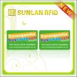 Contact Smart Card de PVC