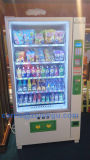 Máquina expendedora automática Snack de gran capacidad con Nri Coin Acceptor
