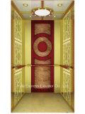Elevador Titanium do repouso do espelho do ouro de Vvvf