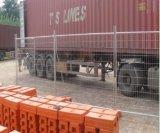 Cerca de segurança de aço, vedação de arame
