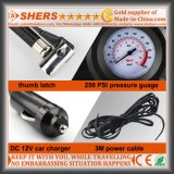 Compressore d'aria dell'automobile con il gonfiatore del pneumatico, manometro (SH-132)