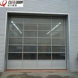 産業二重鋼鉄ガラス見通しの上昇の装飾的な内部ドア