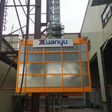 0-96m / Min Lifting Speed ​​Industrial Elevator