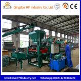 Qt4-20 China hydrostatischer Druck-konkreter Straßenbetoniermaschine-Ziegelstein-Höhlung-Block, der Maschine herstellt