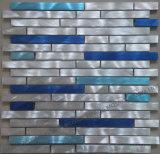 Colorido Mosaico de metal de alumínio