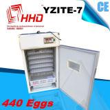 Il CE caldo delle uova di vendita 400 approva l'incubatrice dell'uovo del pollo