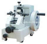 Fácil de Operar microtomo de rotación manual en el Laboratorio del Hospital