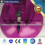 De Tank van de Ballon van het Helium van de lage Druk