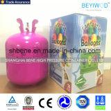 Tanque do balão do hélio da baixa pressão