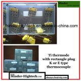 Flaches Thermoelement für heiße Stab-Masseverbindung-Maschine