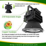 5 anni della garanzia IP65 300/400/500W di alto indicatore luminoso industriale della baia della lampada LED