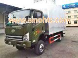 FAW JACの軽トラック(HFC 1020 W116)