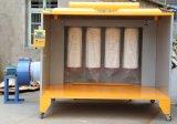 Equipamento de pulverização de revestimento eletrostático em pó