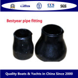 Ajustage de précision de pipe soudé bout à bout d'acier du carbone