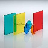 Todo tipo de color de vidrio óptico filtros