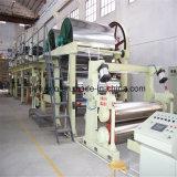 Máquina de capa de papel automática del fax, máquina termal de la fabricación de papel