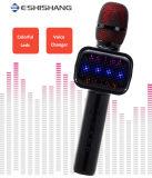 Беспроводная технология Bluetooth Микрофон караоке для iPhone