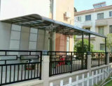 Dossel de Rainshed Sunshed das garagens de Woofshad do toldo da barraca do terraço do Gazebo do Alumínio-Alloyaterpr&PC