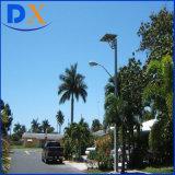 Basado en LED calle la luz Solar y LED de alta potencia 96W Luz solar calle