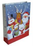 クリスマスのためのクリスマスの紙袋のギフト袋
