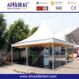 petite Tente Toit tente en aluminium de PVC Pogoda de 6X6 (SDG)