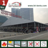 grande tente en aluminium de chapiteau de toit de PVC de bâti de 40X50m