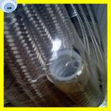 De acero trenzado manguera hidráulica de PTFE
