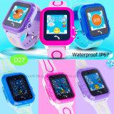 IOS/vigilanza dell'inseguitore GPS portatile Android capretti/del bambino con D27 impermeabile